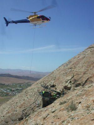 Helicóptero Tindaya 2